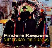 Cliff Richard - Finders Keepers (SX 6079)